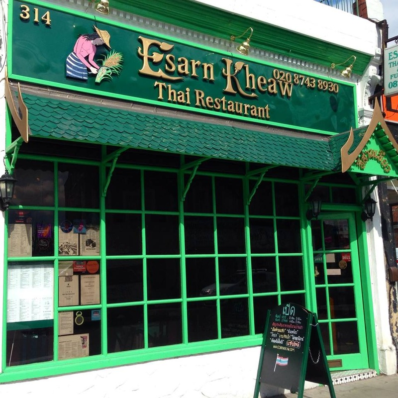 Esarn Kheaw London's best Thai restaurants